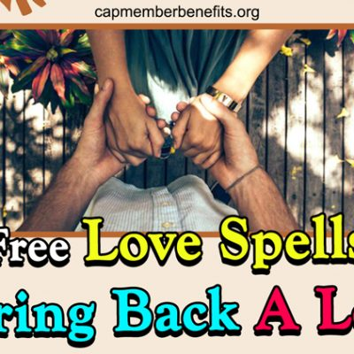 Free Love Spells To Bring Back A Lover (In 24 Hours Only)