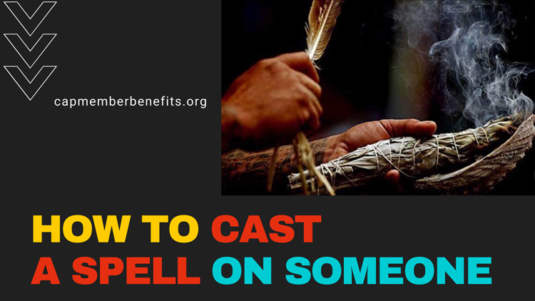 How To Cast A Spell On Someone