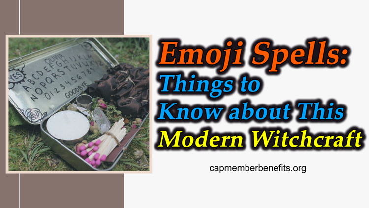 Emoji Spells: Things To Know About This Modern Witchcraft