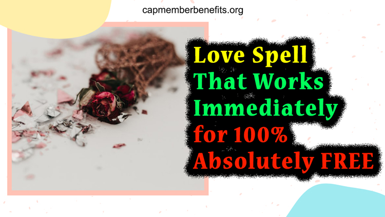 easy free love spells cast for you