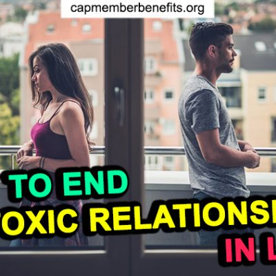 How to End a Toxic Relationship in Love (with Simple Guide)